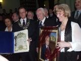 Honorowy Obywatel Miasta Nowego Sącza Prezydent Ryszard Kaczorowski