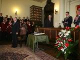 Wystąpienie przewodniczącego Rady Miasta Artura Czerneckiego