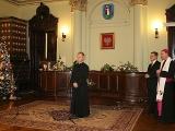 Spotkanie opłatkowe ks. prałat Jan Piotrowski