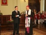 Spotkanie opłatkowe ks.Biskup Andrzej Jeż
