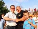 Próba sił z Tomaszem Kowalem - STRONGMANEM