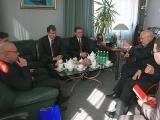 Spotkanie w WSB z Władysławem Stasiakiem