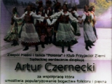 Podziękowanie Zespół Pieśni i Tańca Polonia