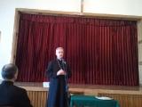 Samorządowy dzień skupienia 18.12.2010.Wystąpienie ks.Biskupa Wiesława Lechowicza