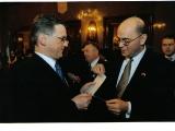 Foto. T. Warczak - Spotkanie Noworoczne 11-01-2010 - Konsul Generalny Ameryki Północnej Allen Greenberg
