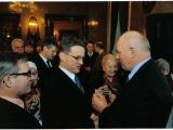 Foto. T. Warczak - Spotkanie Noworoczne 11-01-2010 - Marszałek Marek Nawara