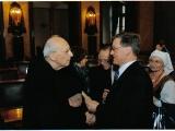 Foto. T. Warczak - Spotkanie Noworoczne 11-01-2010 - O. Leon