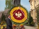 Artur Czernecki przed pominkiem błogosławionego Jana Pawła II