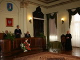 Uroczysta Sesja Rady Miasta 22.06.2010 r. - Wręczenie Tarczy Herbowej