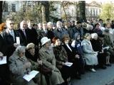Foto. A. Łopuch - Patriotyczne Śpiewanie Piotrowa Skała 11-11-2008r