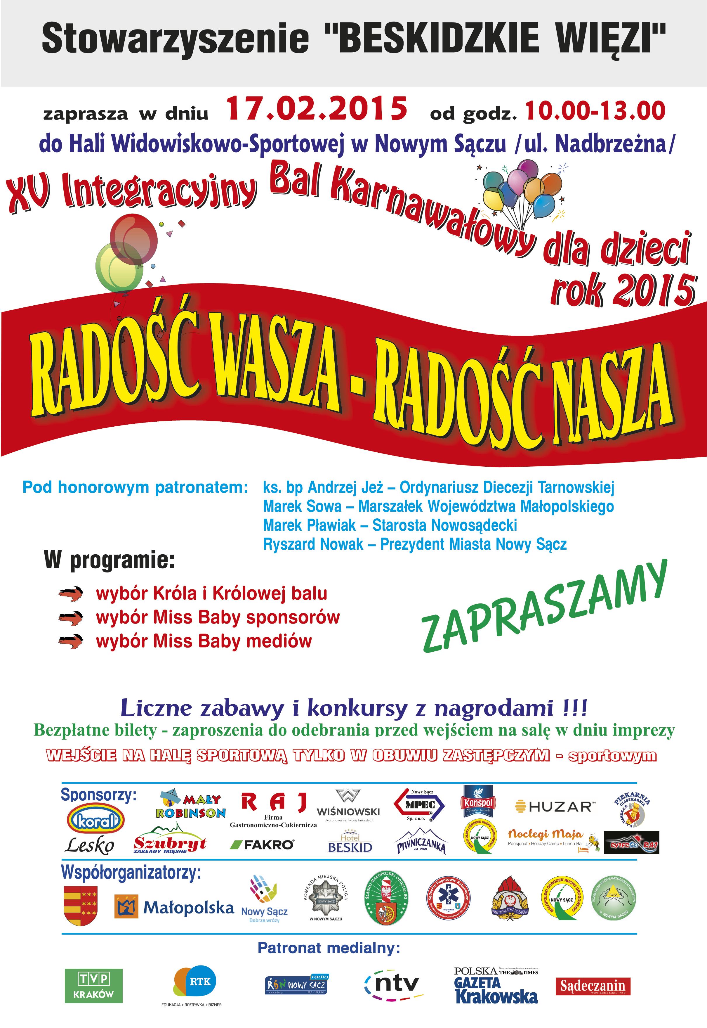 PLAKAT-RADOŚC-WASZA-A2-2015