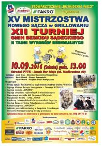 EX.plakat grillowanie 2016
